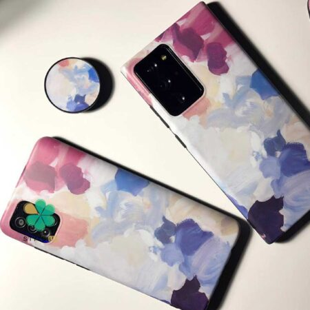 عکس قاب گوشی سامسونگ Samsung Galaxy A31 مدل Pastel