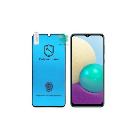 خرید محافظ صفحه گلس گوشی سامسونگ Galaxy A02 مدل Polymer nano