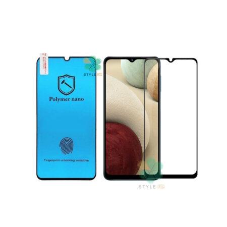 خرید محافظ صفحه گلس گوشی سامسونگ Galaxy A12 مدل Polymer nano