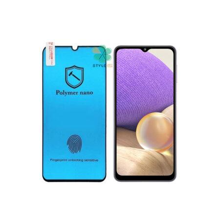 خرید محافظ صفحه گلس گوشی سامسونگ Galaxy A32 5G مدل Polymer nano