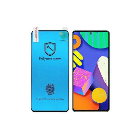 خرید محافظ صفحه گلس گوشی سامسونگ Galaxy F62 مدل Polymer nano