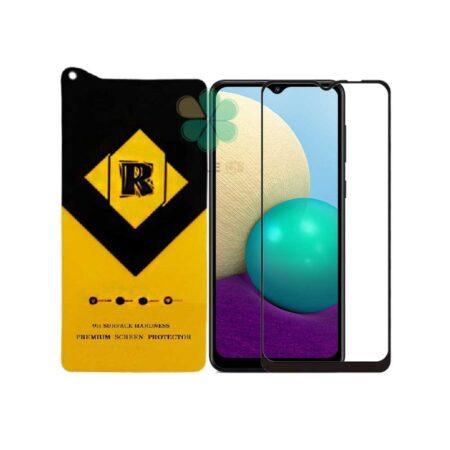 خرید گلس گوشی سامسونگ Samsung Galaxy M02 مدل Premium R
