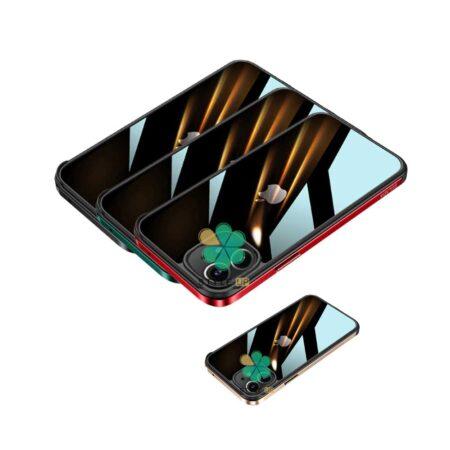 خرید قاب پشت شفاف گوشی ایفون Apple iPhone 12 Mini مدل Sulada
