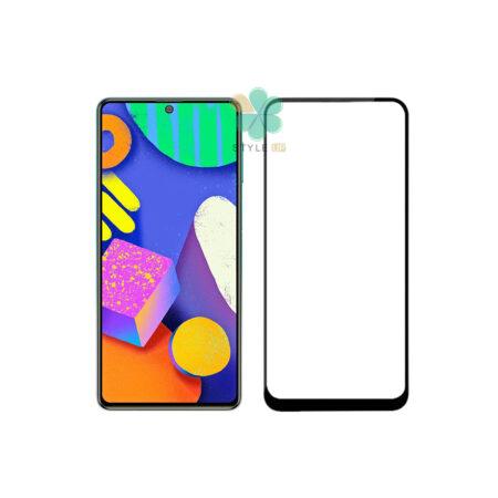 خرید گلس گوشی سامسونگ Samsung Galaxy F62 مدل تمام صفحه