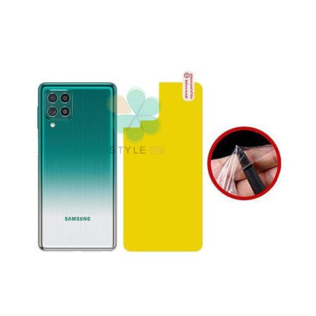 خرید برچسب محافظ نانو پشت گوشی سامسونگ Samsung Galaxy F62