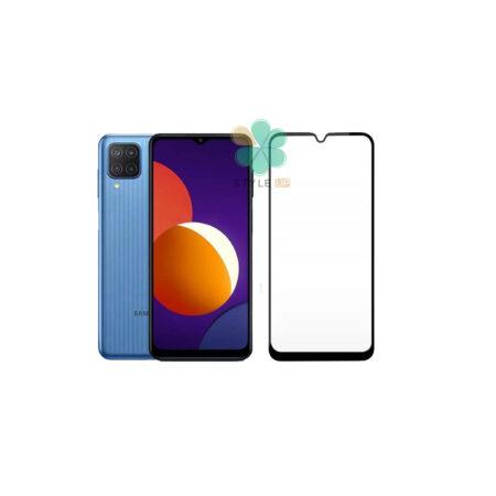 خرید گلس گوشی سامسونگ Samsung Galaxy M12 مدل تمام صفحه