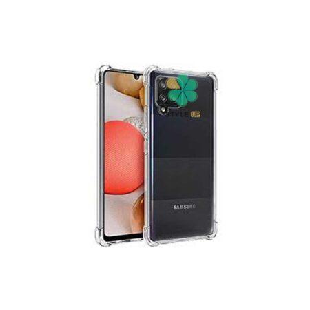 خرید قاب ژله ای گوشی سامسونگ Samsung Galaxy A12 مدل کپسول دار