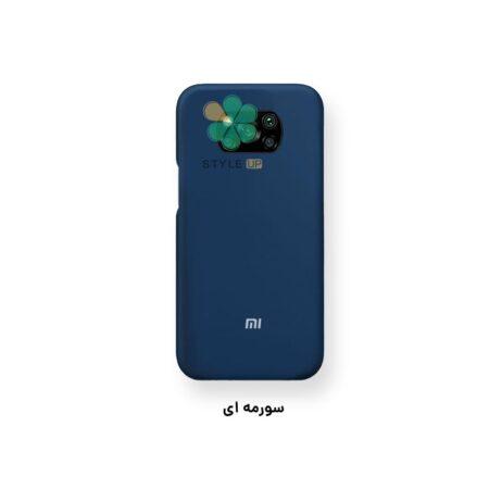 خرید قاب گوشی شیائومی Xiaomi Poco X3 مدل سیلیکونی