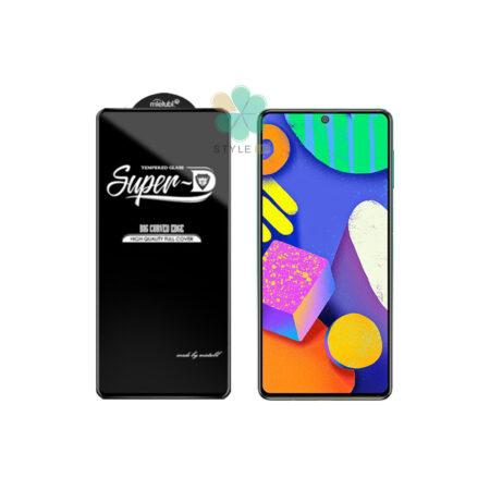 خرید گلس گوشی سامسونگ Samsung Galaxy F62 تمام صفحه Super D