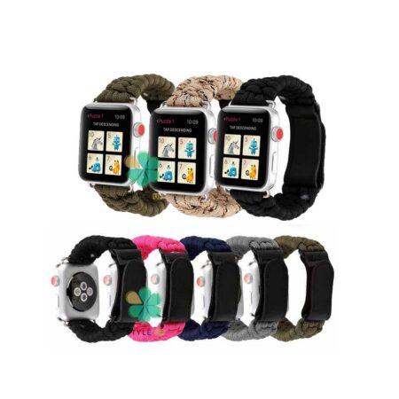 خرید بند ساعت اپل واچ Apple Watch 42/44mm مدل Survival