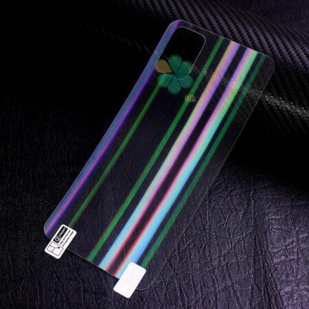 خرید برچسب نانو پشت گوشی سامسونگ Galaxy A02s مدل رنگین کمان