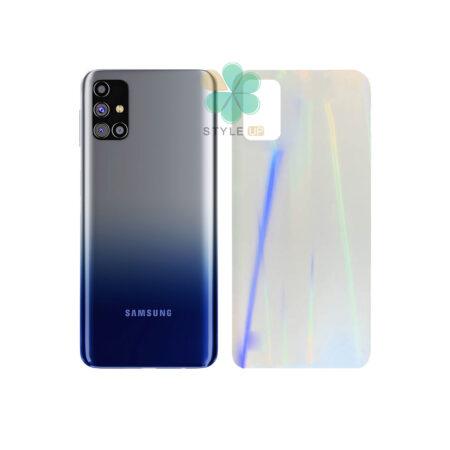 خرید برچسب نانو پشت گوشی سامسونگ Galaxy M31s مدل رنگین کمان