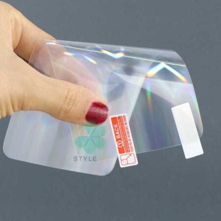 خرید برچسب نانو پشت گوشی شیائومی Redmi 9 مدل رنگین کمان