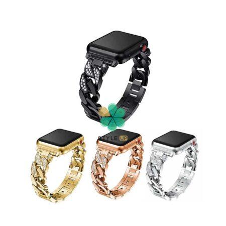 خرید بند ساعت هوشمند اپل واچ Apple Watch 38/40mm مدل Vogue