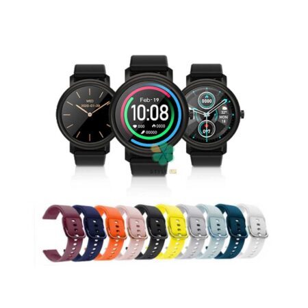 خرید بند ساعت شیائومی Xiaomi MiBro Air Watch مدل سیلیکونی نرم