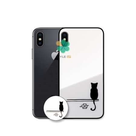 خرید قاب گوشی اپل ایفون Apple iPhone XS MAX طرح Amon