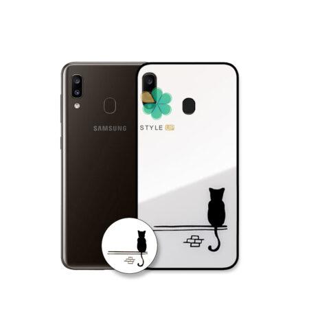 خرید قاب گوشی سامسونگ Samsung Galaxy A20 طرح Amon