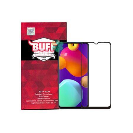 خرید محافظ صفحه گلس گوشی سامسونگ Galaxy M62 مدل Buff 5D
