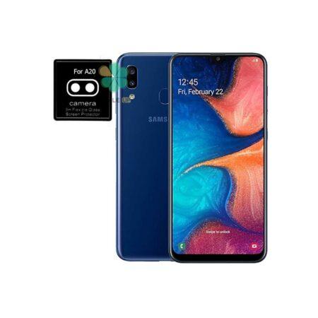 خرید گلس سرامیک لنز دوربین گوشی سامسونگ Samsung Galaxy A20