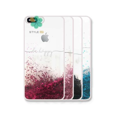 خرید قاب آکواریومی گوشی اپل آیفون Apple iPhone 7 Plus / 8 Plus مدل Be Happy