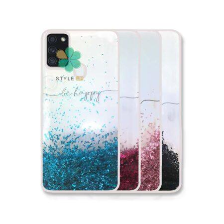 خرید قاب آکواریومی گوشی سامسونگ Galaxy A21s مدل Be Happy