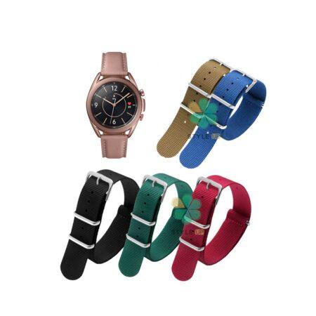 خرید بند ساعت سامسونگ Samsung Galaxy Watch 3 41mm مدل Briston