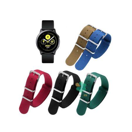 خرید بند ساعت سامسونگ Samsung Galaxy Watch Active مدل Briston