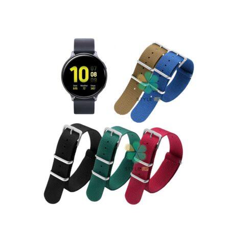 خرید بند ساعت سامسونگ Samsung Galaxy Watch Active 2 مدل Briston