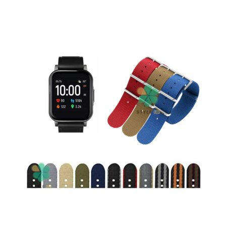 خرید بند ساعت شیائومی Xiaomi Haylou LS02 مدل Briston