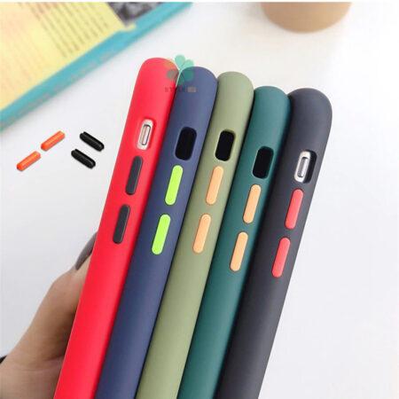 خرید قاب گوشی سامسونگ Galaxy S21 Ultra 5G مدل پشت مات محافظ لنزدار