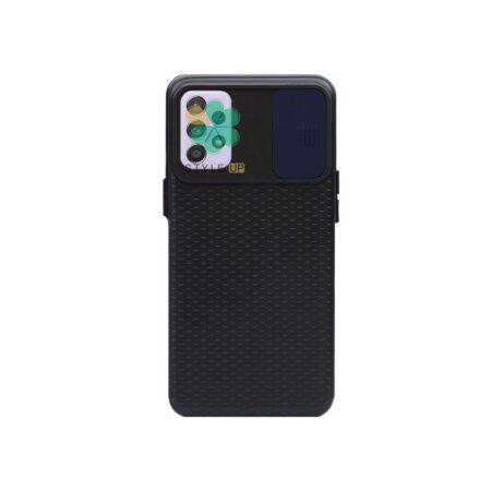خرید کاور ضد ضربه گوشی سامسونگ Galaxy A52 مدل کم شیلد رنگی