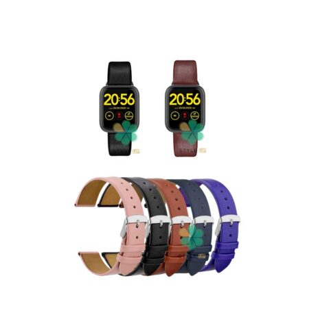 خرید بند ساعت شیائومی 1More Omthing E-Joy WOD001 مدل Fancy Leather