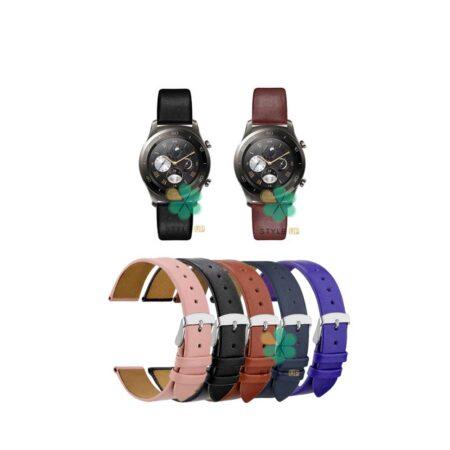 خرید بند ساعت هواوی واچ Huawei Watch 2 Classic مدل Fancy Leather