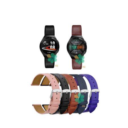 خرید بند ساعت هواوی واچ Huawei Watch GT 2e مدل Fancy Leather