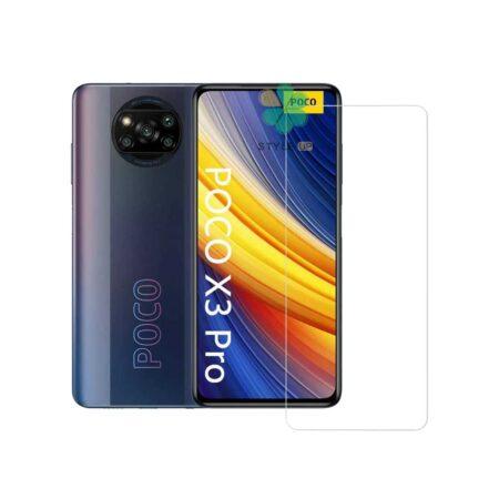 خرید محافظ صفحه گلس گوشی شیائومی Xiaomi Poco X3 Pro