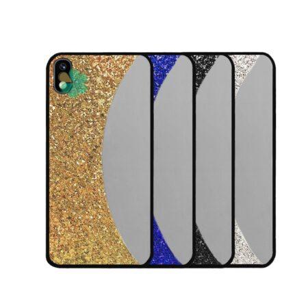 خرید قاب آینه ای گوشی سامسونگ Galaxy A01 Core مدل نیمه ماه