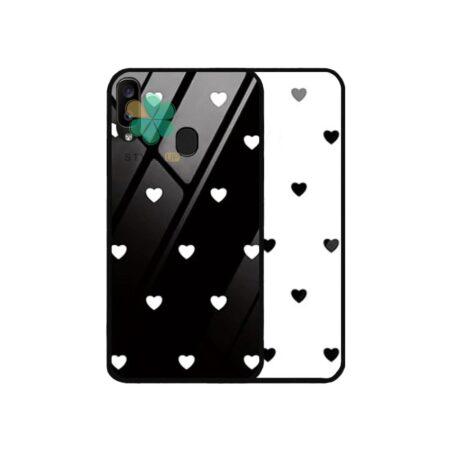 خرید قاب فانتزی گوشی سامسونگ Samsung Galaxy A20 طرح Heart