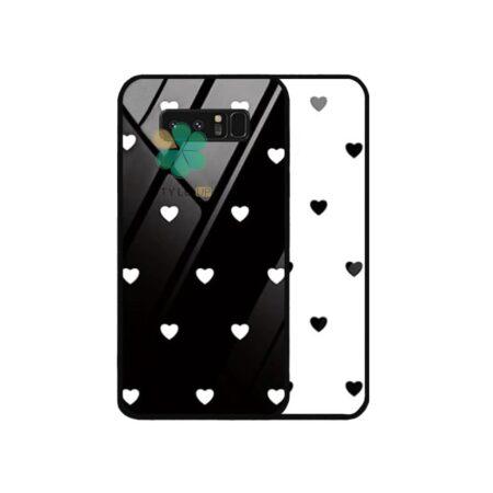 خرید قاب فانتزی گوشی سامسونگ Samsung Galaxy Note 8 طرح Heart