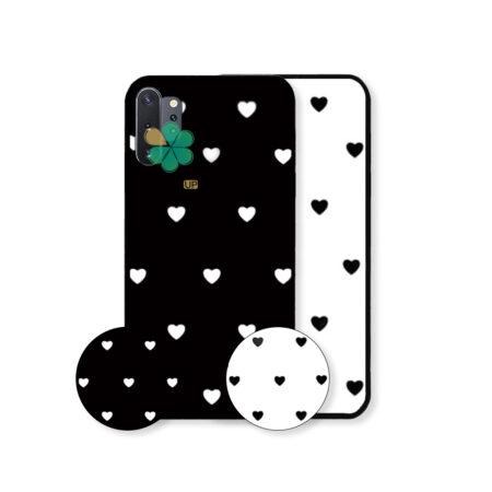 خرید قاب فانتزی گوشی سامسونگ Samsung Galaxy Note 10 Plus طرح Heart