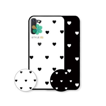 خرید قاب فانتزی گوشی سامسونگ Samsung Galaxy Note 10 طرح Heart