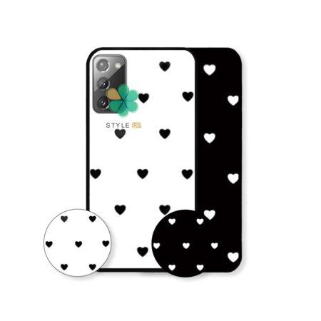 خرید قاب فانتزی گوشی سامسونگ Samsung Galaxy Note 20 طرح Heart