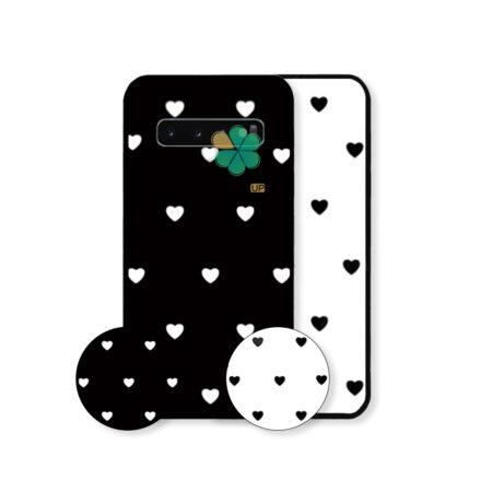 خرید قاب فانتزی گوشی سامسونگ Samsung Galaxy S10 طرح Heart
