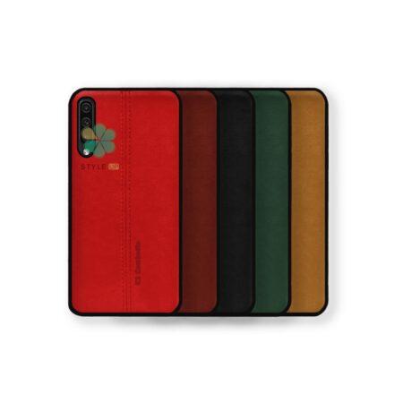 خرید کاور چرمی گوشی سامسونگ Samsung Galaxy A7 2018 مدل K2