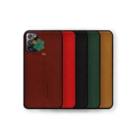 خرید کاور چرمی گوشی سامسونگ Galaxy Note 20 Ultra مدل K2