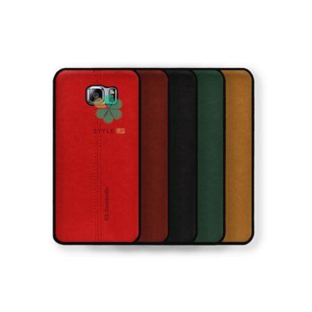 خرید کاور چرمی گوشی سامسونگ Samsung Galaxy S6 مدل K2