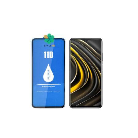 خرید گلس گوشی شیائومی Xiaomi Poco M3 برند LANBI