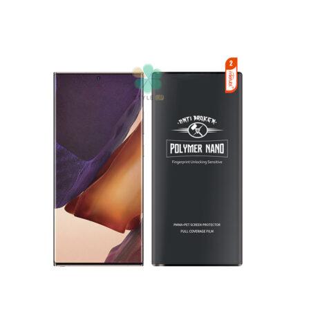 خرید گلس گوشی سامسونگ Galaxy Note 20 Ultra مدل Polymer Nano Mietubl