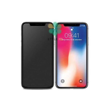 خرید گلس حریم خصوصی ضد اثر انگشت گوشی ایفون Apple iPhone X / XS