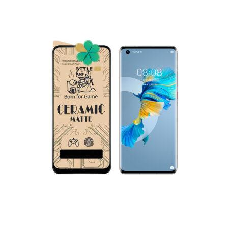خرید گلس سرامیکی مات گوشی هواوی Huawei Mate 40E