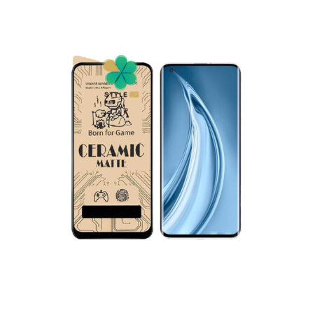 خرید گلس سرامیکی مات گوشی شیائومی Xiaomi Mi 10S